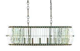 rectangular shade chandelier large rectangular rectangular drum shade chandelier