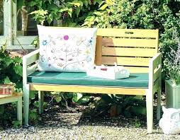 outdoor bench cushions clearance arts