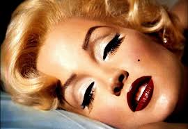 marilyn monroe makeup make up done by kevyn aucoin r p model lisa marie presley best make up artist that ever lived