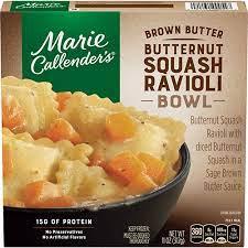 frozen ernut squash ravioli marie
