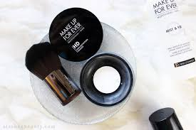 hd powder open middot make up for ever makes some of my favorite face makeup s