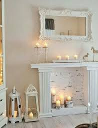 interior faux fireplace mantel pinteres amazing ideas extraordinay 3 faux fireplace ideas