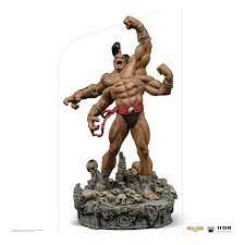 Mortal Kombat Art Scale Statue 1/10 Goro | Actionfiguren24 - Collector's  Toy Universe