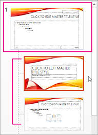 Ppt Templates Microsoft 2010 Edit And Re Apply A Slide Layout Office Support