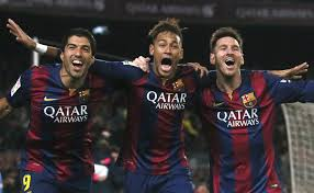 Goals Bt Ween Messi And Neymar Jr Leo Messi backs Barcelona teammate Neymar Jr to become the best 17 115616