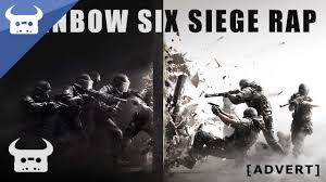 Rainbow Six Siege Rap Dan Bull