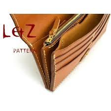 leather craft patterns bag pattern long wallet patterns patterns leather craft leather art leather supply leathercraft leather craft patterns