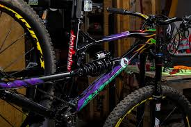 nukeproof s new super light spring ed to the shock 200g lighter than a