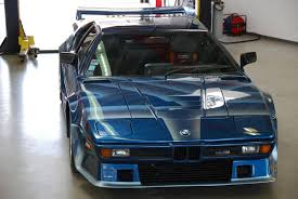 Coupe Series 1981 bmw m1 price : 1981 BMW M1 for sale #2088315 - Hemmings Motor News
