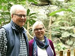 Gary and Marcia Richter   the Minnesota Zoo