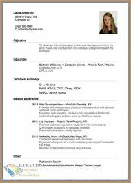40 Impressive Json Resume Example Magnificent Json Resume