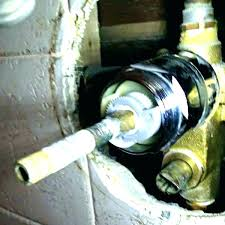 replace shower diverter stem shower valve stem replacement hot cold brass stem shower replace delta shower