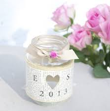 Decorate Jar Candles Personalised Mod podge decorated jar Lindsay Alex Pinterest 61