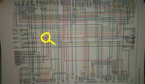 need wiring diagram for 1997 gsxr 600 needs to have white wire this image has been resized click this bar to view the full image