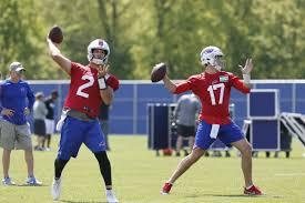 Or 19 Be Links Josh Who Bills 8 Rumblings Will Allen Buffalo Nathan Quarterback Starting Peterman The -