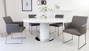 high small set extending and grey modern table enzo white round tables gloss harveys chairs black