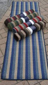 non slip washable runner rugs black grey brown