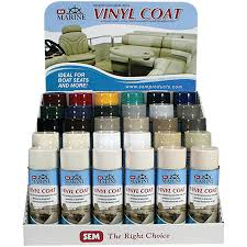 Sem Marine Vinyl Coat Color Chart Marine Vinyl Coat 12 Can Assortment Sem Products