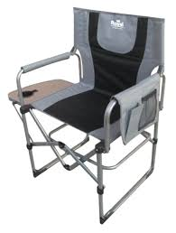 rocky camping chairs with side table. side table: kmart camping chairs with table natural gear directors folding camp chair rocky m