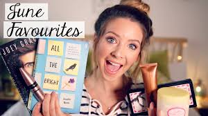 june favourites zoella