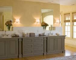 Bathroom Vanity With Linen Cabinet Amazing Creative Interior  RealieBathroom Cabinet Colors
