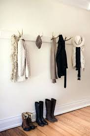 Ribbon Coat Rack The Sleeved Shirt Rack 100ds For Short Clothes Decor Wardrobes Ribbon 66