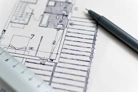 architecture drawing. Architecture Drawing Ruler Pen Free Photo Architecture Drawing