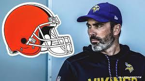 hiring Vikings OC Kevin Stefanski