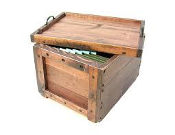 Small Filling Cabinet File Holder Filing Box File Organizer File Cabinet File