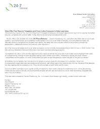 Word Doc Cover Letter Template Basic Resume Cover Letter Template Emelcotest Com