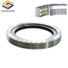 Double Row Ball Bearing Chart China Customized Large Diameter Double Row Ball Slewing Ring