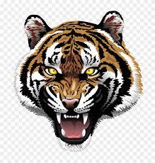 png tiger face transpa images pluspng tiger roar png