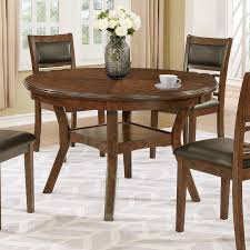 large picture of crown mark cally 2216t 48 round dining table