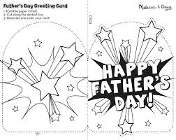 fathers day printable coloring pages blog for kids printable fathers day cards for kids to color