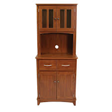 Kitchen Microwave Cabinet Oak Tall Microwave Cabinet Serving Utility Carts Kitchen Islands