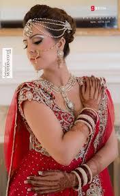 kundan bridal jewellery red south asian indian lengha more inspiration