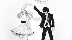 Anime Anime Couple Wallpaper Tumblr Hd Wallpaper For Desktop