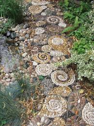Pebble Garden 15 Magical Pebble Paths That Flow Like Rivers