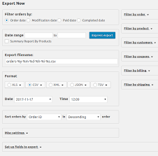 Advanced Order Export For WooCommerce – WordPress plugin   WordPress.org