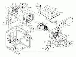 Coleman powermate 5000 parts diagram powermate formerly coleman