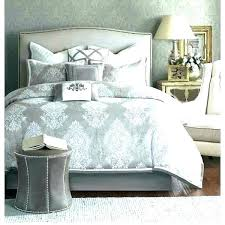 damask bedding home architecture logical operator blue