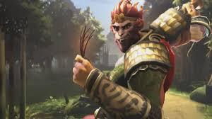dota 2 monkey king hd wallpapers free desktop wallpaper