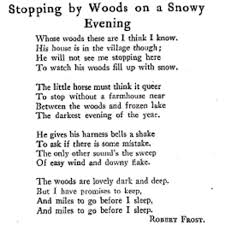 on stopping by woods on stopping by woods on a snowy evening summary theme