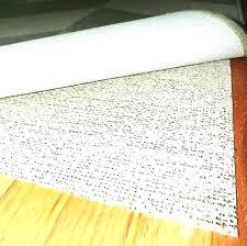 eco rug pad
