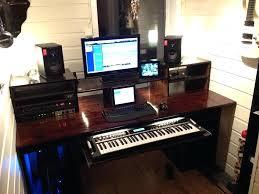 recording studio desk building home studio recording desk with regard to studio recording desk plan home recording studio desk ikea