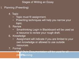 stages of writing an essay planning 2 stages of writing