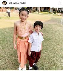 นารกนาเอนด รวมลกดาราสวมชดไทยในวนลอยกระทง Beauty In