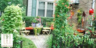 small backyard gardening ideas