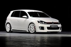 VW Golf GTI Styling by Rieger
