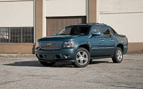 2012 Chevrolet Avalanche Photos, Specs, News - Radka Car`s Blog